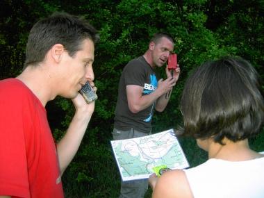 Planspiel Outdoor - LVS Schatzsuche
