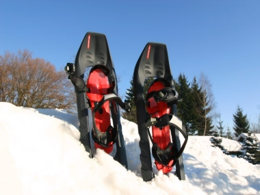 Planspiel Outdoor - Orientierung Schneeschuhe