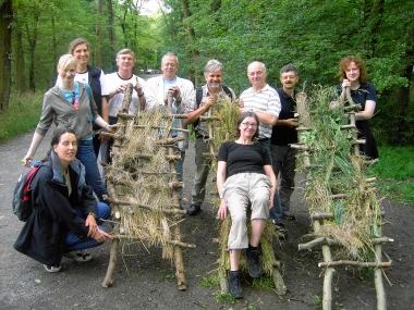 Planspiel Outdoor - Waldobjekt Drilling